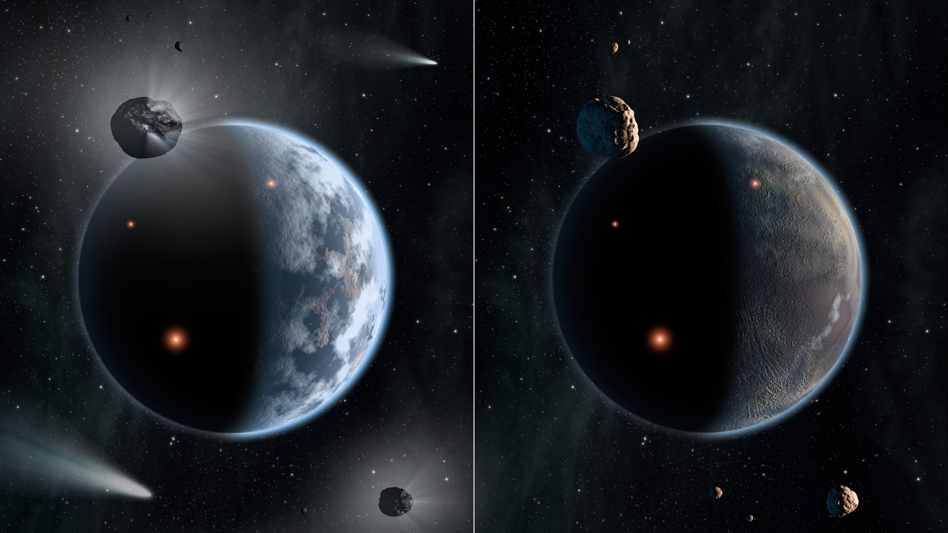 NASA Study Reveals that Carbon Planets May be Waterless