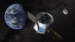 NASA TESS in Space
