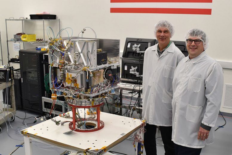 NASA Tests Deep Space Atomic Clock