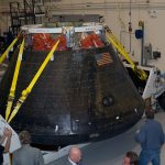 New NASA Video Provides Astronaut's-Eye View of NASA's Orion Spacecraft Re-entry