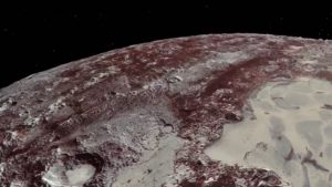 NASA Video Shows Pluto's Majestic Mountains and Icy Plains