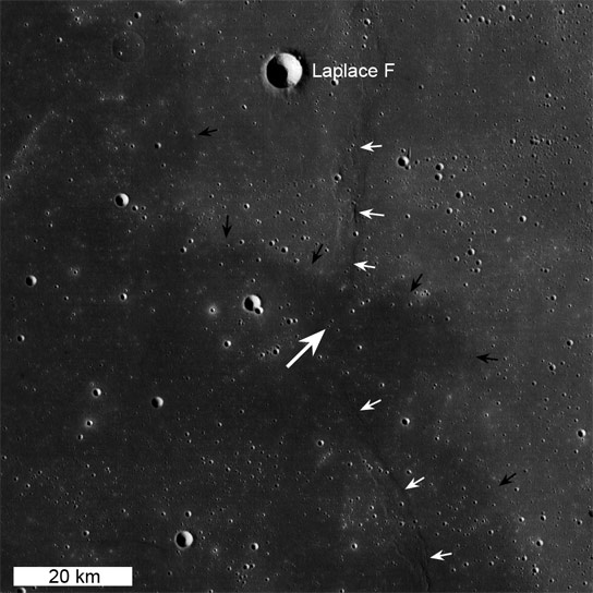 NASA Views Chinese Chang e Lander on the Moon