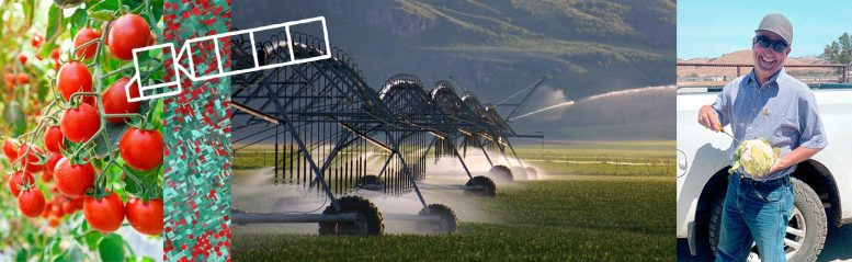 NASA Watches Water to Help Grow Our Groceries