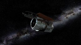 NASA's Wide Field Infrared Survey Telescope