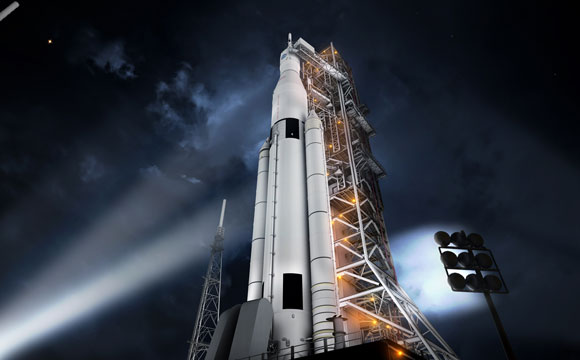NASA on Schedule for Journey to Mars