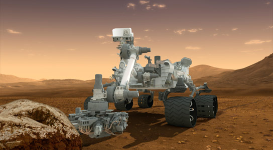NASA to Discuss the Latest Findings from the Curiosity Rover
