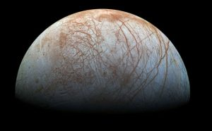 NASA to Discuss Evidence of Surprising Activity on Europa