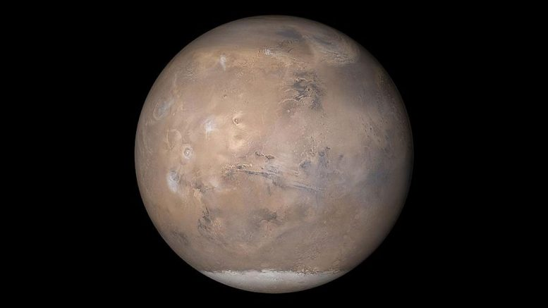 NASA to Hold Media Teleconference on Martian Dust Storm