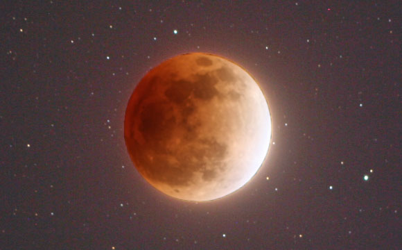 NASA to Provide Live Feed of Sunday's Supermoon Eclipse