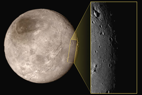 NASA to Release New Pluto Images from New Horizons