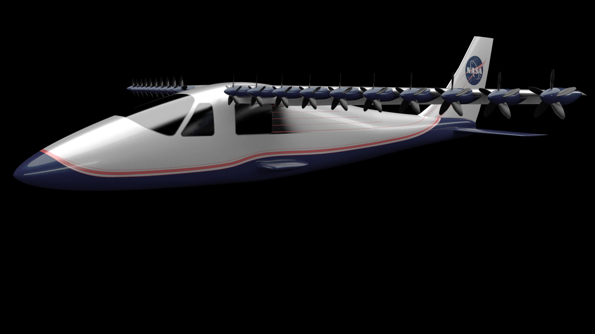 With the recent advances in technology and design aircraft concepts - Electric Propulsion And Digital Control May Usher In A New Era Of Flight