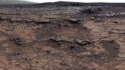 NASA's Curiosity Rover Sharpens Paradox of Ancient Mars