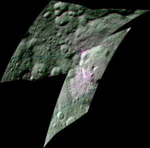 NASA's Dawn Discovers Evidence for Organic Material on Ceres