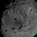 NASA's Dawn spacecraft shows the south pole of the giant asteroid Vesta