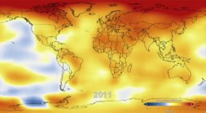 NASA's Goddard Institute for Space Studies 2011 Global Temperature Review