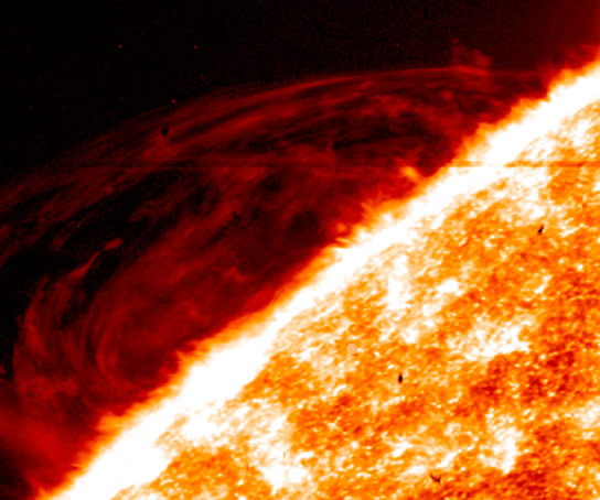 NASAs IRIS Provides Unprecedented Images of Sun