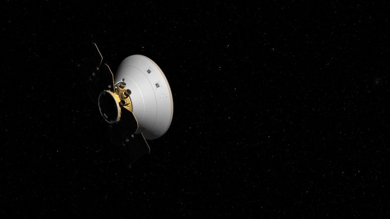 NASA's InSight Passes Halfway to Mars