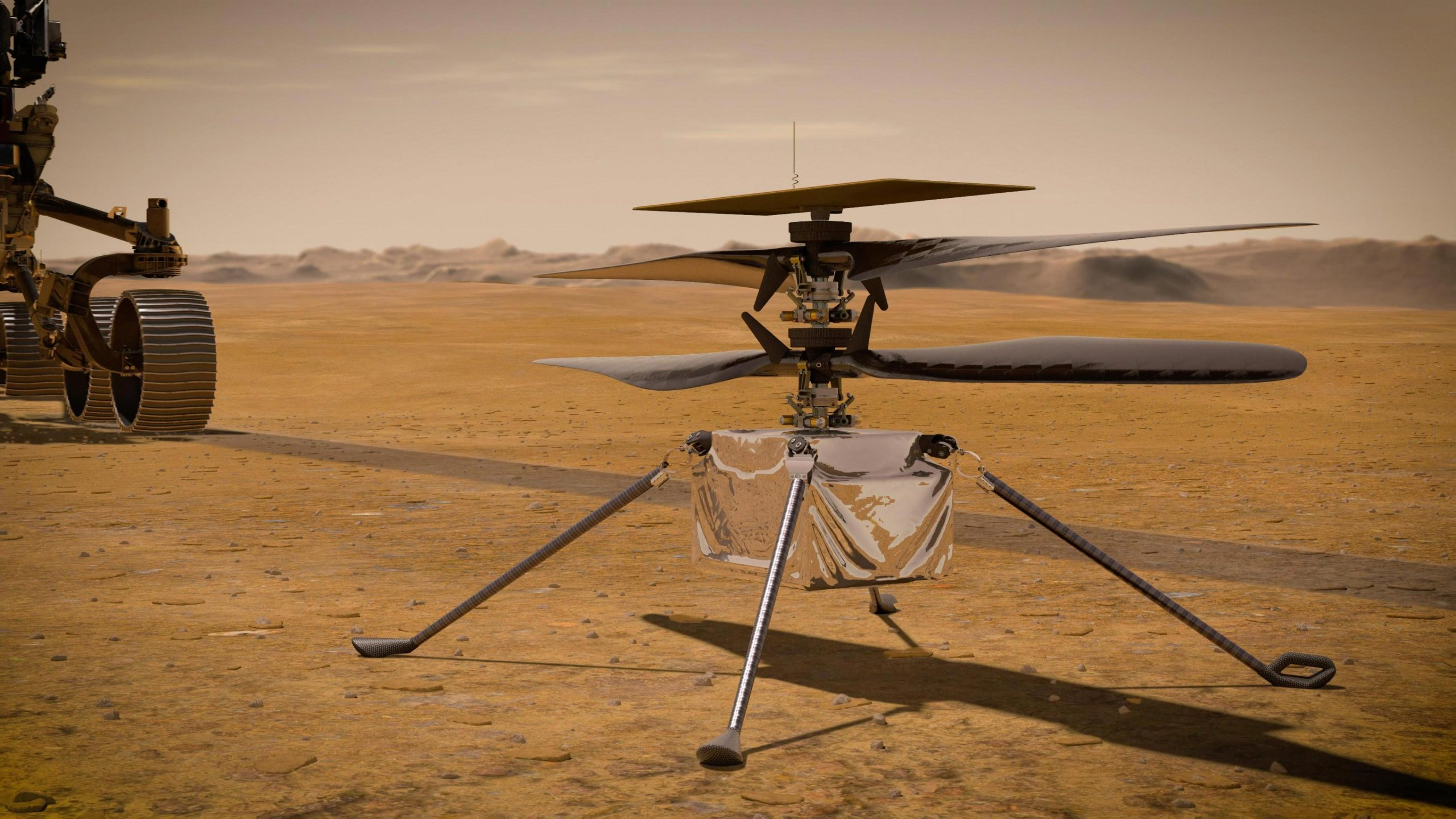 NASA's Ingenuity Mars Helicopter: 6 Things to Know About ...