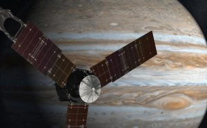 NASA's Juno Spacecraft Successfully Enters Jupiter's Orbit