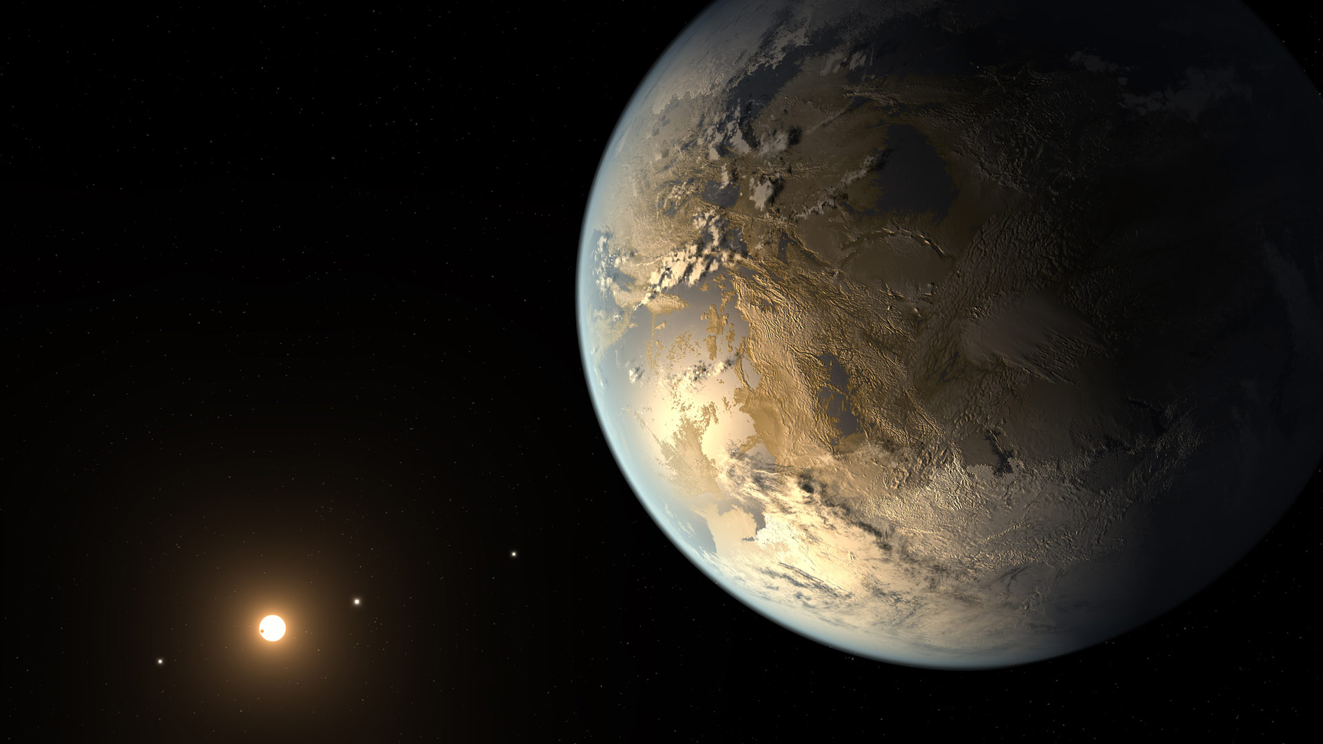 Kepler Discovers Earth-Size Planet Orbiting a Star in the ...