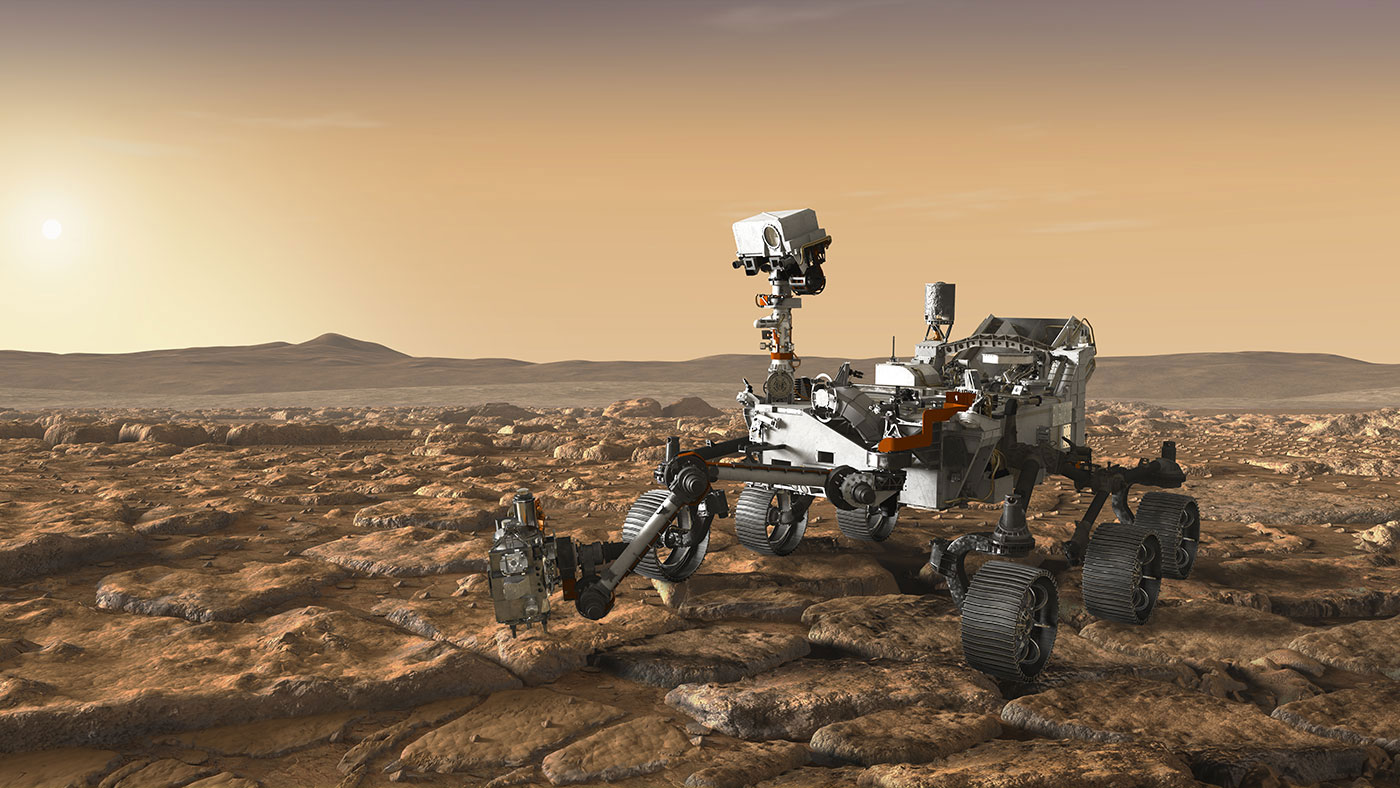 mars rover 2020 esa - photo #22