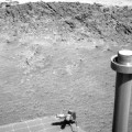 NASA's Mars Exploration Rover Opportunity Eplores Greeley Haven
