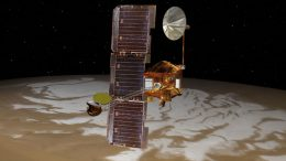 NASA's Mars Odyssey spacecraft out of safe mode