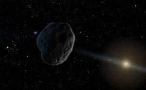 NASA's NEOWISE Mission Spots Comet 2016 WF9