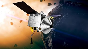 NASA's OSIRIS REx Asteroid Sample Return Mission
