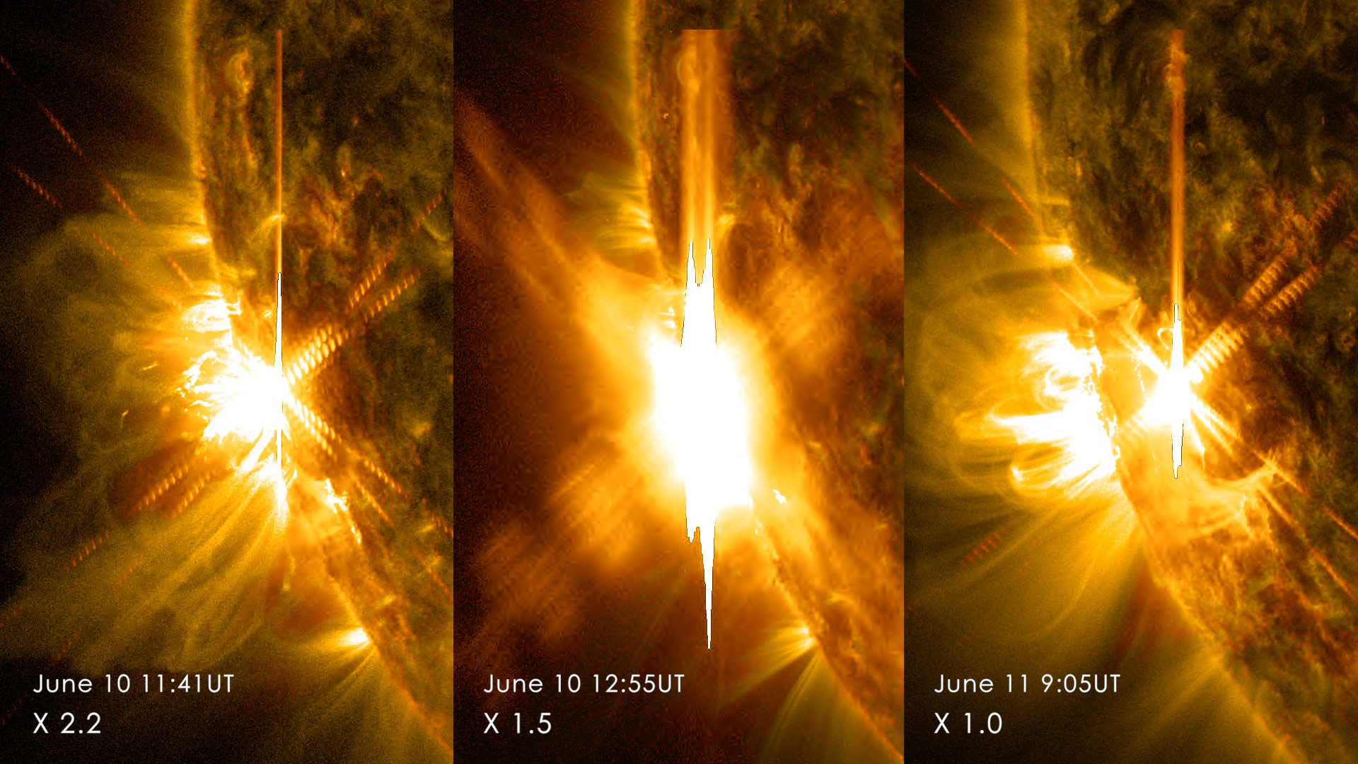NASA  SDO Year 5  THE SUNS EXPLOSIONS on Vimeo