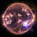 NASA's Solar Dynamics Observatory Views a Significant Solar Flare
