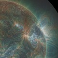 NASA Spacecraft Spots an Unusual Series of Eruptions on the Sun