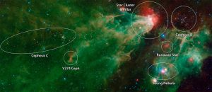 NASA's Spitzer Captures Amazing Stellar Family Portrait
