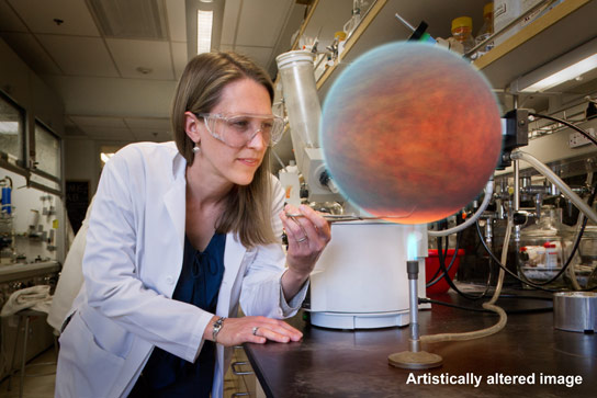 NASAs Spitzer Helps Researchers Get a Closer Look at Hot Jupiters
