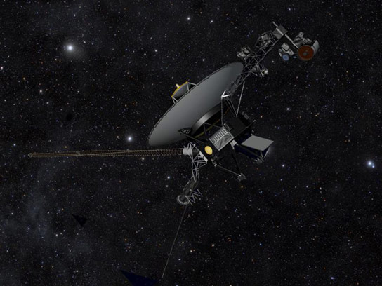NASAs Voyager 1 Appears to Have Left Our Solar System