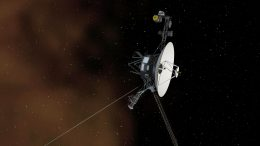 NASA's Voyager 1 Spacecraft Entering Interstellar Space