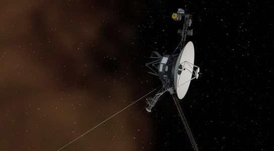 NASAs Voyager 1 Spacecraft Enters Interstellar Space