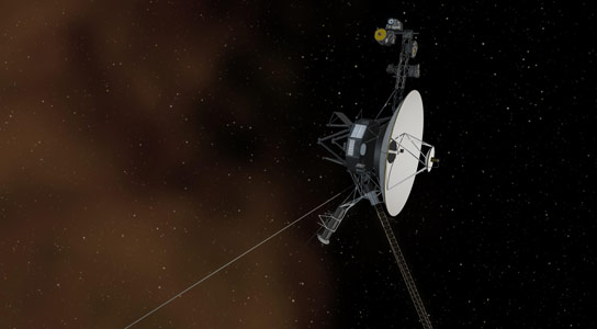 NASAs Voyager 1 Spacecraft Experiences a New Tsunami Wave from the Sun