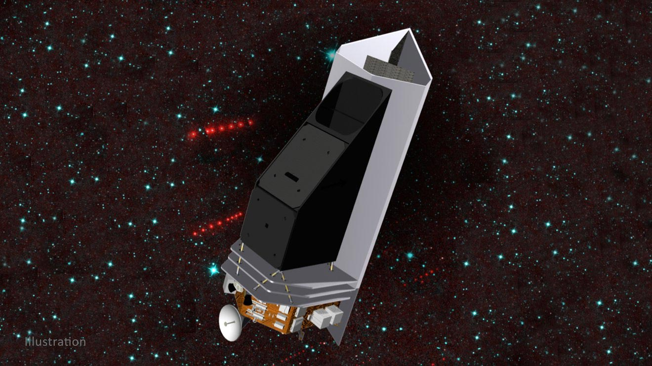 Planetary Defense: NASA Approves Continued Development Asteroid Hunting Space Telescope - SciTechDaily