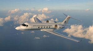 NOAA Gulfstream IV-SP Aircraft to Boost North American Weather Forecasting