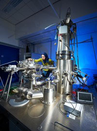 Nano-factory to provide great things for graphene science