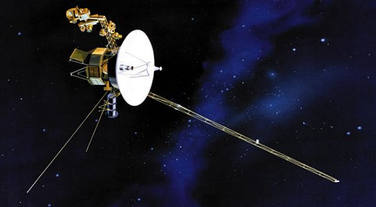 Nasa's Voyager 1 In 'Cosmic Purgatory'