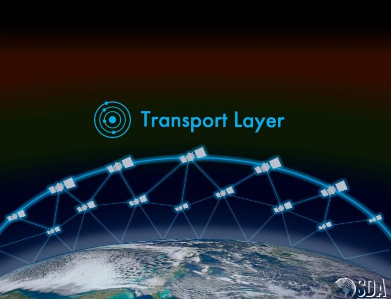National Defense Space Architecture Transport Layer