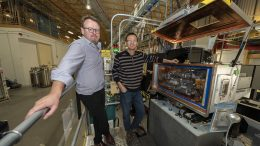 National Synchrotron Light Source II Researchers