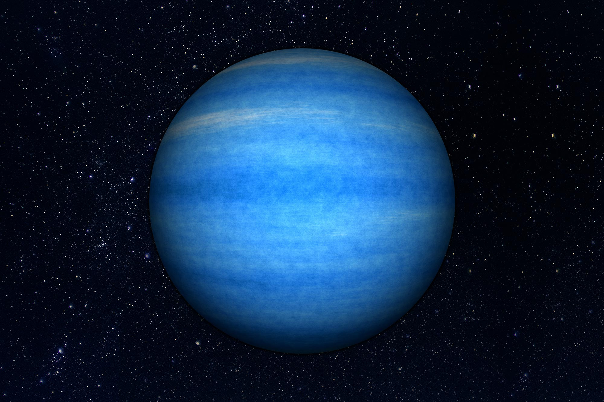 New Minor Planets Discovered Beyond Neptune Using Dark Energy ...