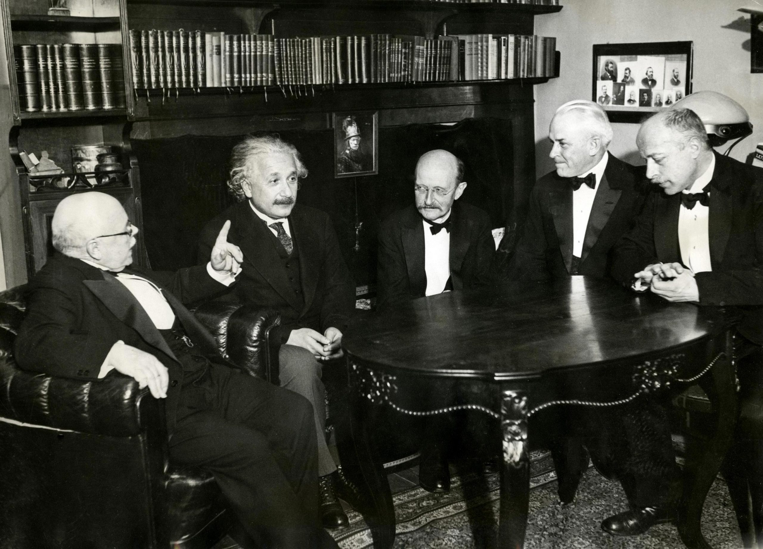 Max Planck and the Birth of Quantum Mechanics