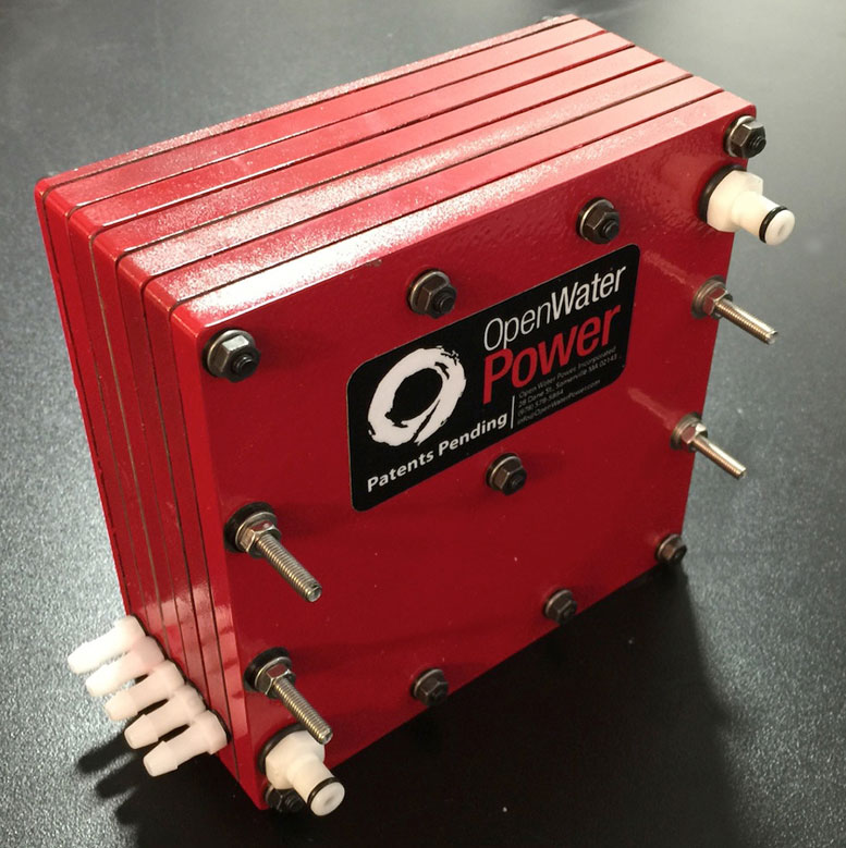 New Aluminum Batteries Increase the Range of UUVs Tenfold