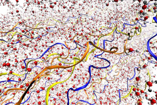 New Analysis Explains Collagen's Force