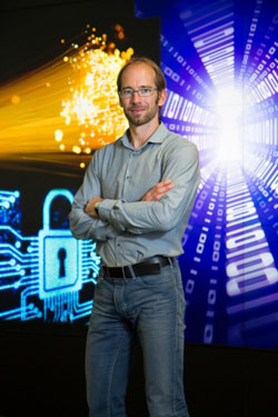 New Approach Enhances Quantum Based Secure Communication