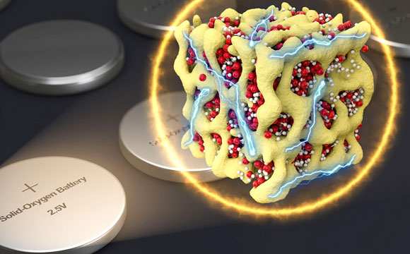 New Battery Could Overcome Key Drawbacks of Lithium-Air Batteries